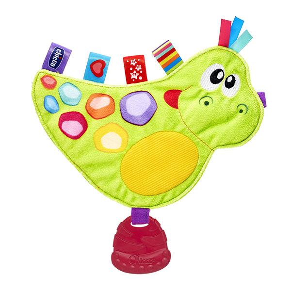 """Развивающие игрушки для малышей CHICCO TOYS CHICCO TOYS 7894AR Развивающая игрушка """"Динозаврик"""" по цене 799"""