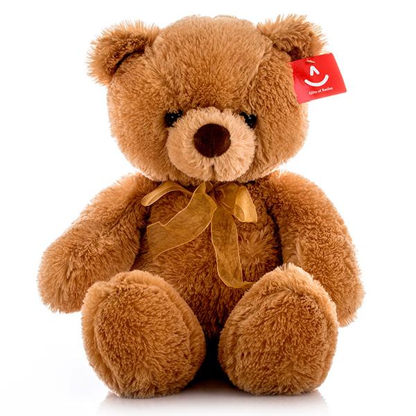 Купить Aurora 15-321 Аврора Медведь, 46 см, Мягкая игрушка Aurora