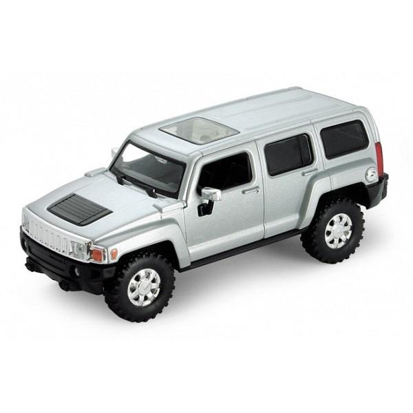 Купить Welly 39887 Велли Модель машины 1:32 HUMMER H3, Машинка Welly