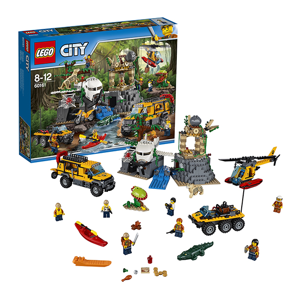 Конструктор LEGO - Город, артикул:149773