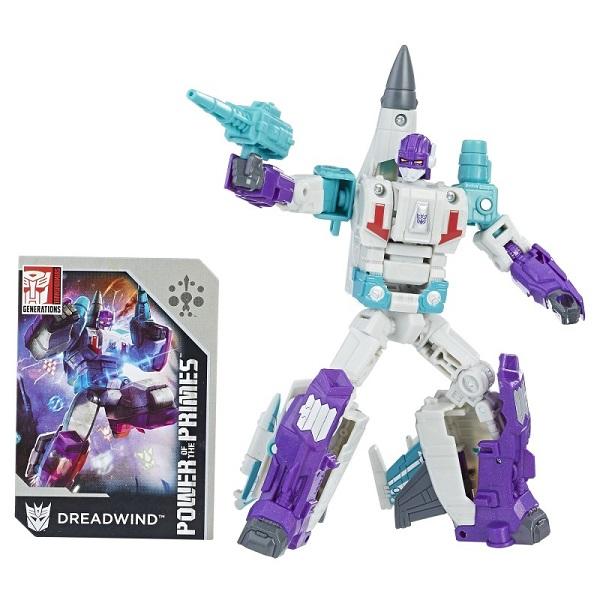 Купить Hasbro Transformers E0595/E1124 Трансформеры ДЖЕНЕРЕЙШНЗ ДЕЛЮКС Дрэдвинд , Игровые наборы и фигурки для детей Hasbro Transformers