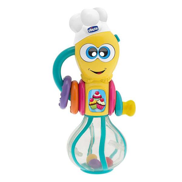 Купить CHICCO TOYS 7703A Игрушка музыкальная Венчик с 6 до 36 месяцев, Музыкальная игрушка CHICCO TOYS