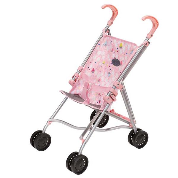Купить Zapf Creation Baby born 822-302 Бэби Борн Коляска-трость, Коляска Zapf Creation