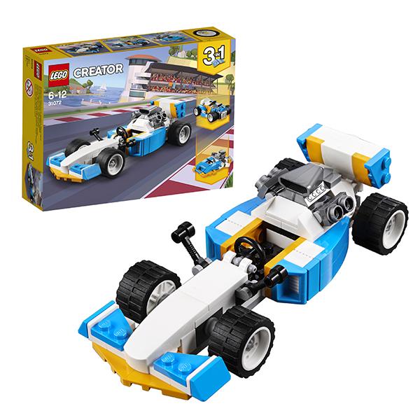 Lego Creator 31072 Конструктор Лего Криэйтор Экстремальные гонки, арт:152436 - Криэйтор, Конструкторы LEGO