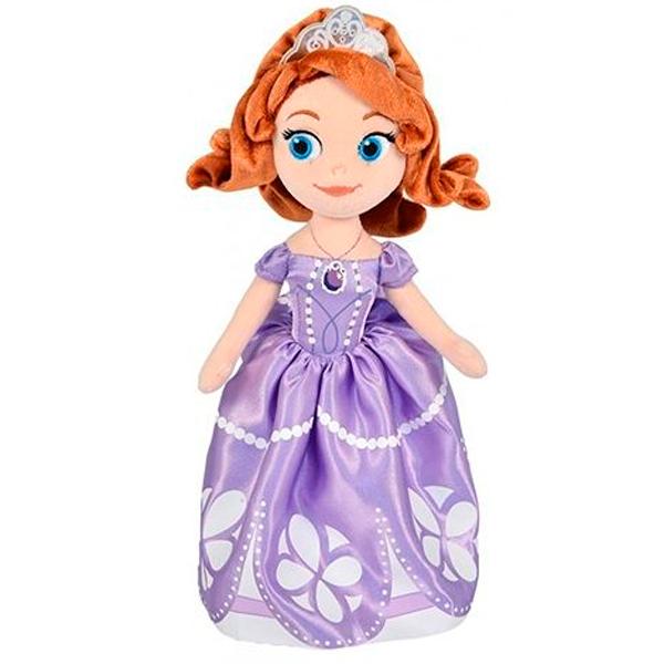 Disney 1300837 Дисней София 17 см - Мягкие игрушки