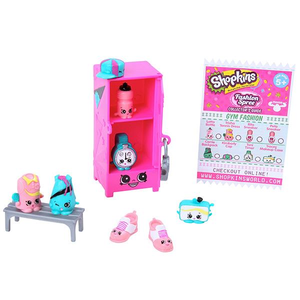 Купить Shopkins 56297 Шопкинс Игровой набор Модная лихорадка Центр моды, Игровой набор Shopkins