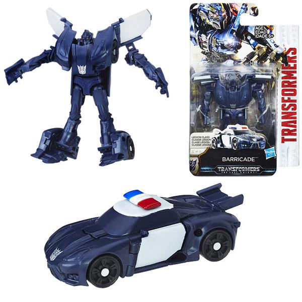 Купить Hasbro Transformers C0889/C1329 Трансформеры 5: Баррикейд, Фигурка трансформер Hasbro Transformers