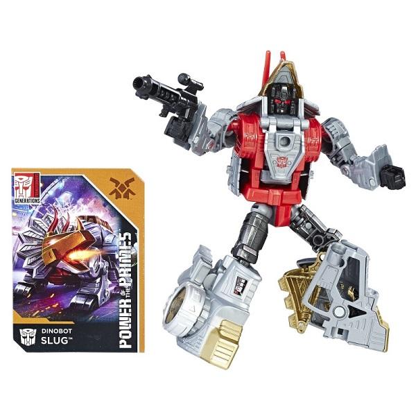 Купить Hasbro Transformers E0595/E0919 Трансформеры ДЖЕНЕРЕЙШНЗ ДЕЛЮКС Слаг , Игровые наборы и фигурки для детей Hasbro Transformers