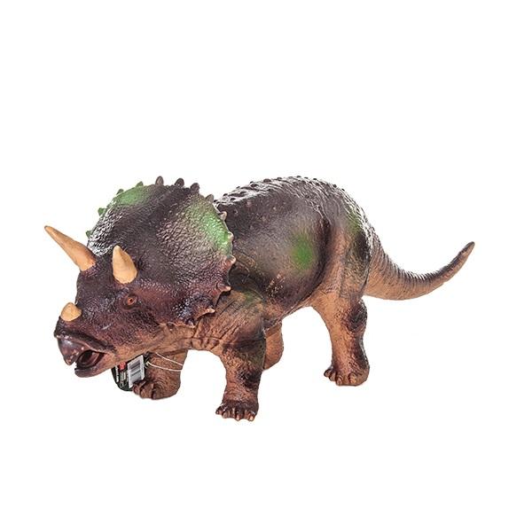Megasaurs SV17877 Мегазавры Фигурка динозавра  Трицератопс