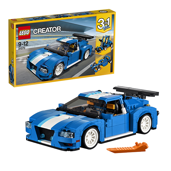 Lego Creator 31070 Конструктор Лего Криэйтор Гоночный автомобиль, арт:149798 - Криэйтор, Конструкторы LEGO