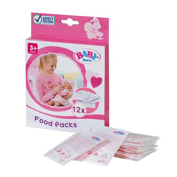 Детское питание Zapf Creation - Одежда и аксессуары для кукол, артикул:35914