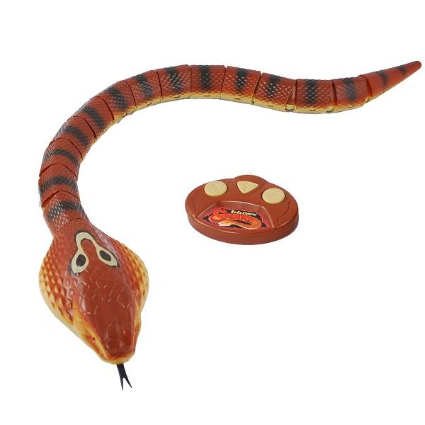 Радиоуправляемая игрушка Eztec Eztec 92160 Змея Королевская кобра, р/у по цене 2 599