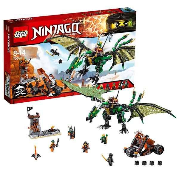 Конструктор LEGO - Ниндзяго, артикул:139790