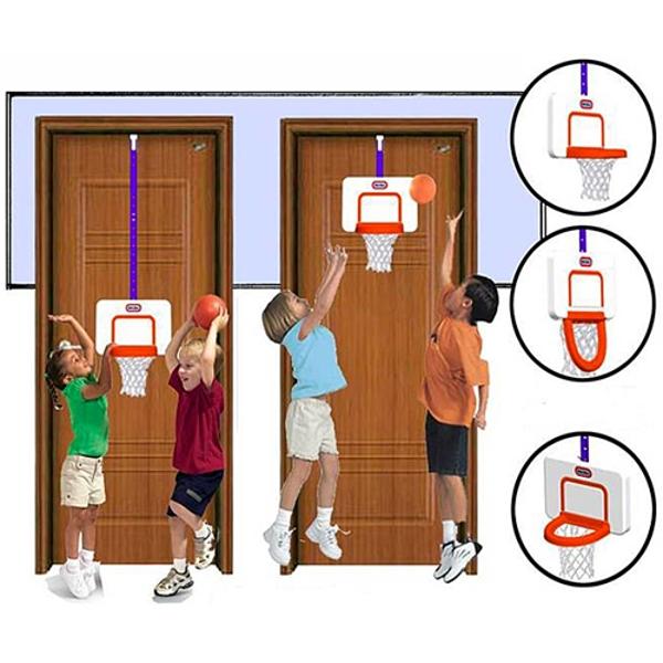 Баскетбольный щит LittleTikes крупногабарит - Спортивный инвентарь, артикул:38639