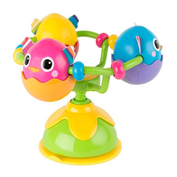 Купить TOMY Lamaze T27242 Томи Ламаз Игрушка с присоской на стульчик Веселые утята , Развивающие игрушки для малышей TOMY Lamaze