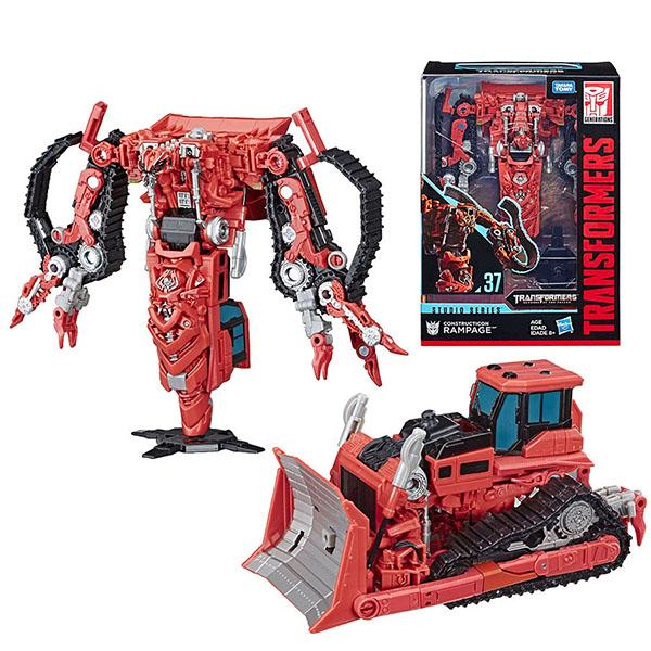 Купить Hasbro Transformers E0702/E4180 Трансформер Рэмпейдж коллекционный 19 см, Игрушечные роботы и трансформеры Hasbro Transformers