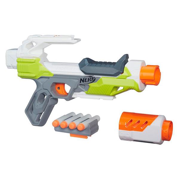 Купить Hasbro Nerf B4618 Нерф Модулус АйонФайр (бластер), Игрушечное оружие Hasbro Nerf