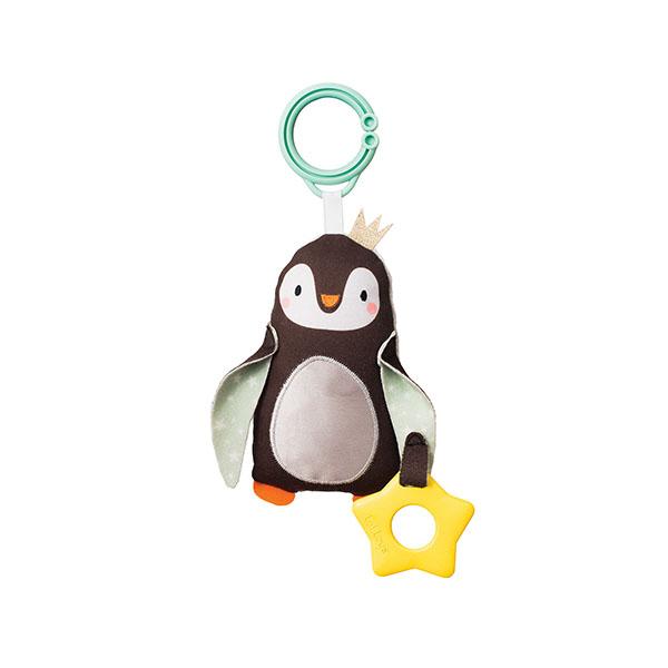 """Развивающие игрушки для малышей TAF TOYS Taf Toys 12305 Таф Тойс Прорезыватель """"Пингвин"""" по цене 599"""