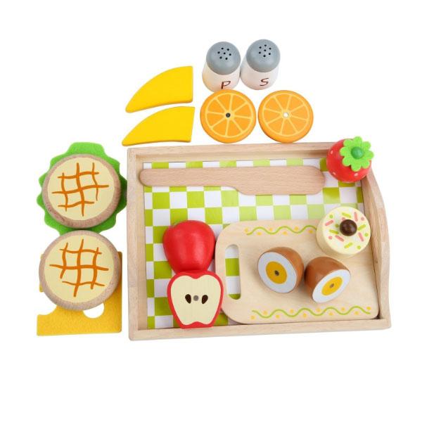 Купить Lucy&Leo LL222 Набор для приготовления завтрака, Игровые наборы Lucy&Leo