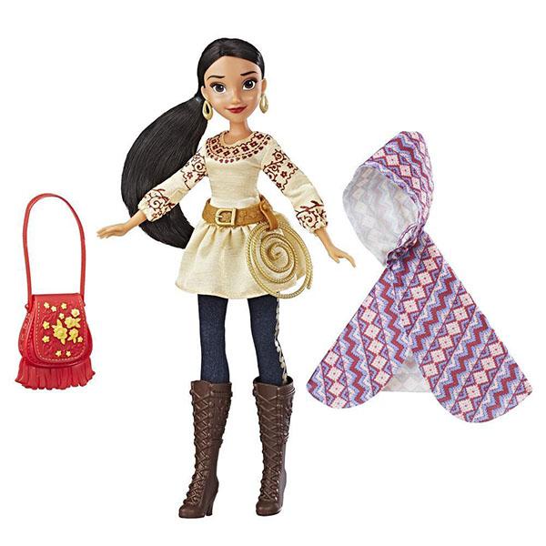 Купить Hasbro Disney Princess C0378 Модная кукла Елена - принцесса Авалора в наряде для приключений, Кукла Hasbro Disney Princess