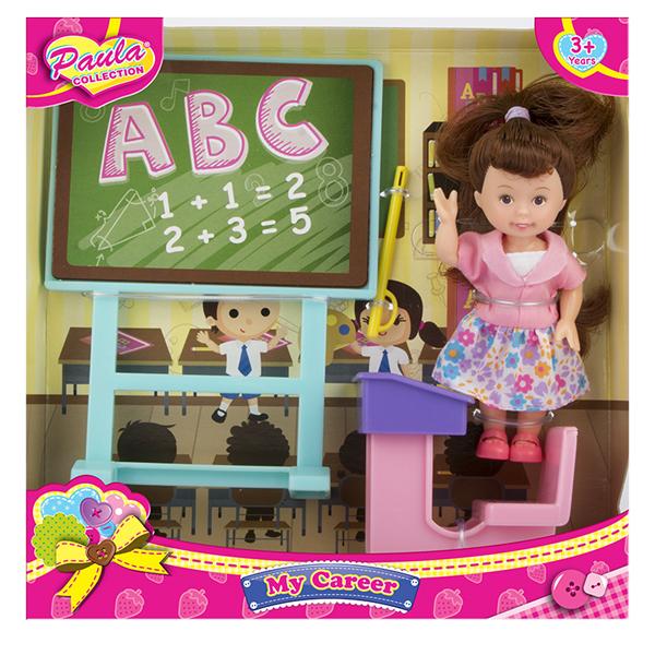 Купить Paula MC23048b Игровой набор Я - профессионал учитель, Игровые наборы Paula