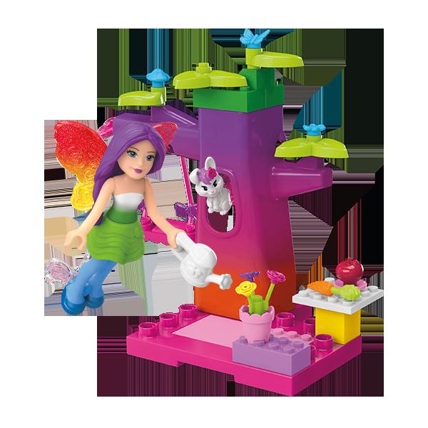 Конструктор Mattel Barbie - Mega Bloks, артикул:150361