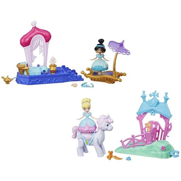 Hasbro Disney Princess E0072 Фигурка Принцесса Дисней и транспорт