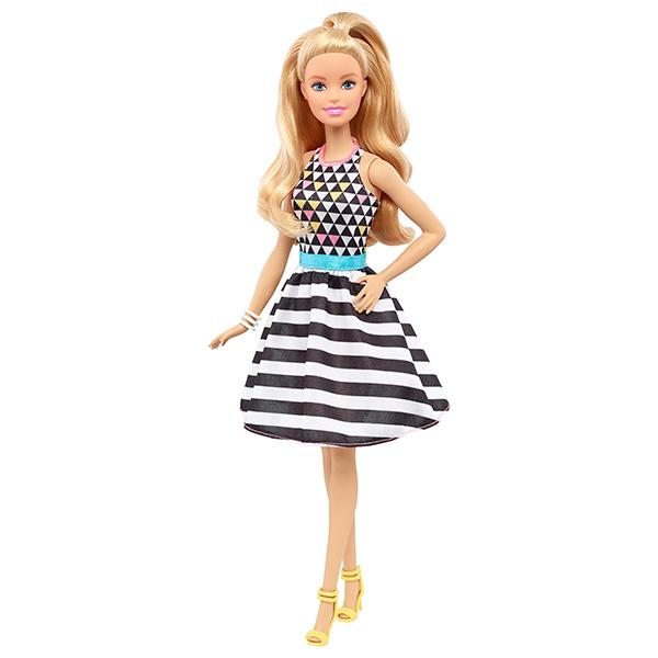 Купить Mattel Barbie DVX68 Барби Кукла из серии Игра с модой , Кукла Mattel Barbie