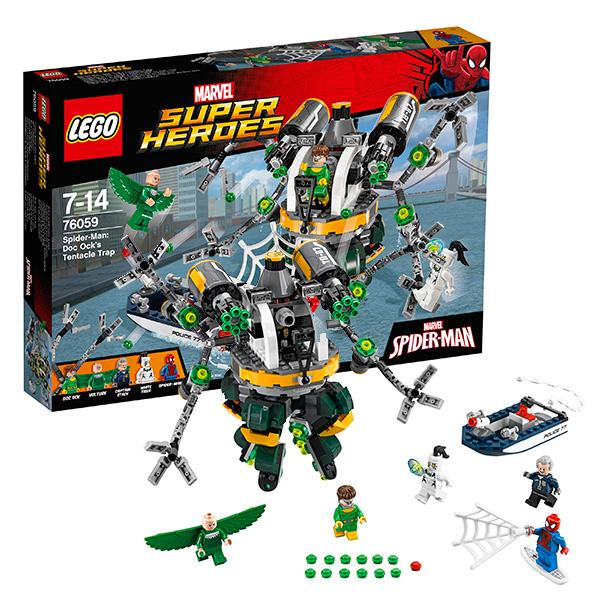 Конструктор LEGO - Супер Герои, артикул:139913
