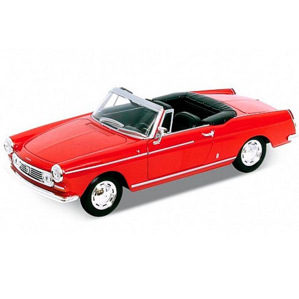 Купить Welly 43604 Велли Модель винтажной машины 1:34-39 Peugeot 404, Машинка инерционная Welly