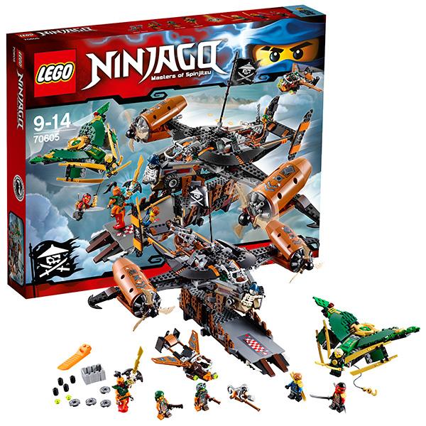 Конструктор LEGO - Ниндзяго, артикул:127065