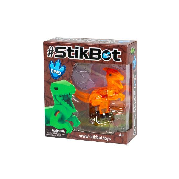 Игровые наборы и фигурки для детей Stikbot TST622DN Стикбот Динозавр фото
