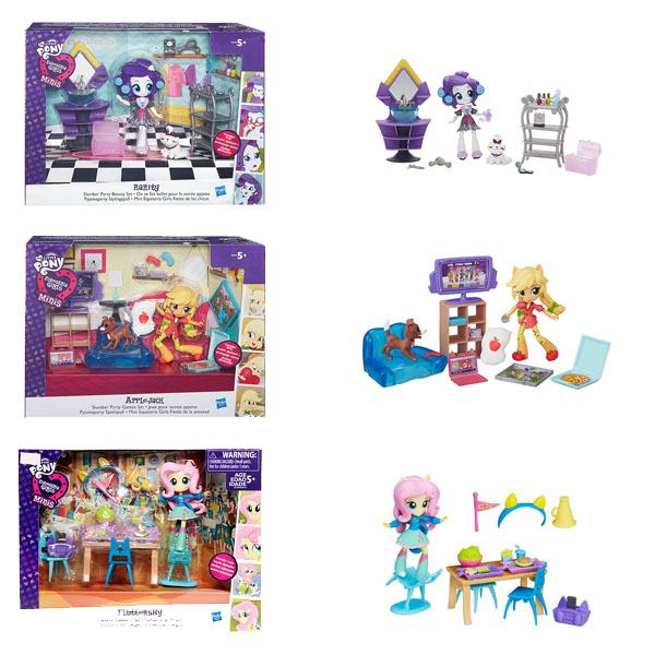 Кукла Hasbro Equestria Girls - Куклы My Little Pony Equestria Girls, артикул:146793