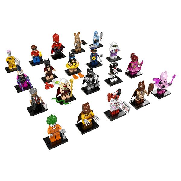 Конструктор LEGO - Минифигурки , артикул:145790