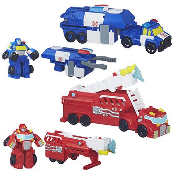 Фигурка трансформер Hasbro Playskool Heroes