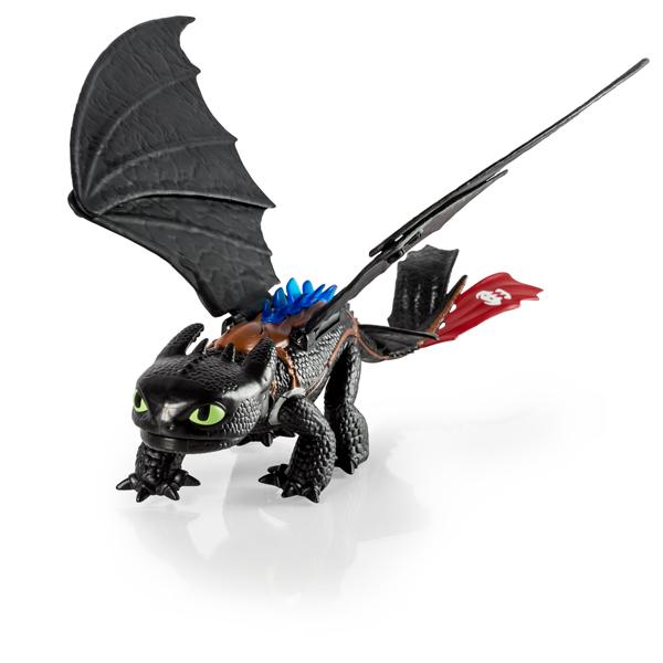 Dragons 66602 Дрэгонс Большой Беззубик со световыми и звуковыми эффектами