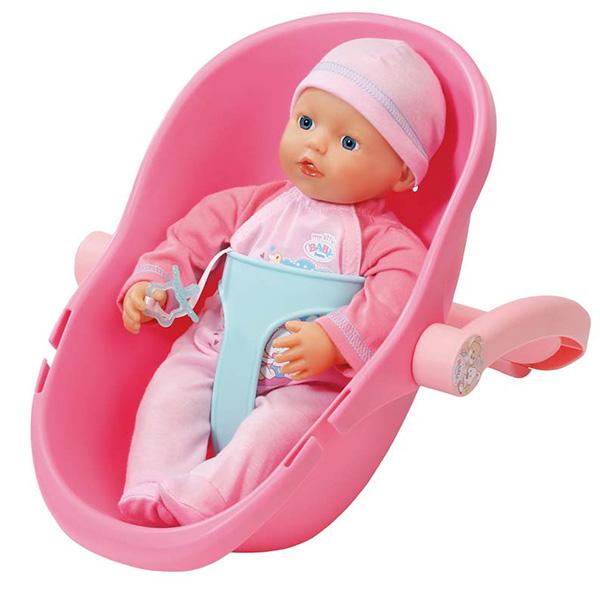 Купить Zapf Creation Baby born 822-494 Бэби Борн my little BABY born Кукла 32 см и кресло-переноска, Кукла Zapf Creation