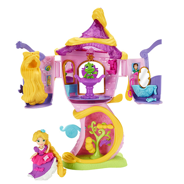 Купить Hasbro Disney Princess B5837 Башня Рапунцель, Игровой набор Hasbro Disney Princess