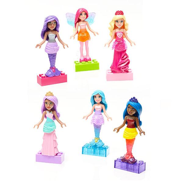 Конструктор Mattel Barbie - Mega Bloks, артикул:150365