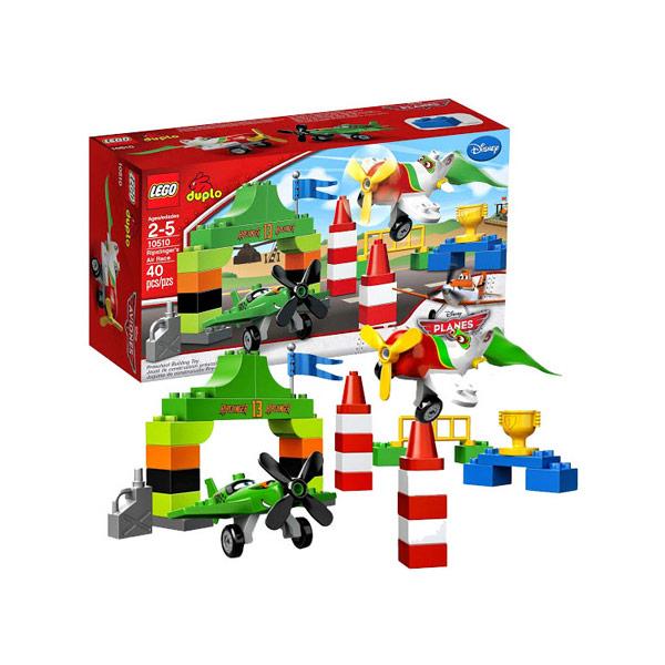 Lego Duplo Planes 10510 Лего Дупло Самолеты воздушная Гонка Рипслингера