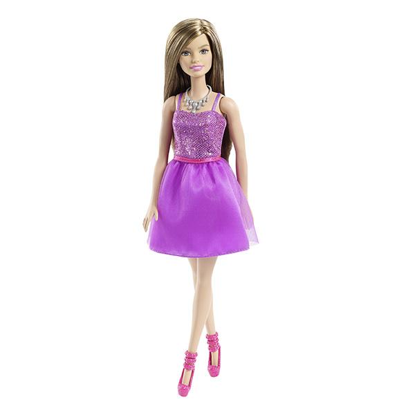 Купить Mattel Barbie DGX81 Барби Кукла серия Сияние моды , Кукла Mattel Barbie