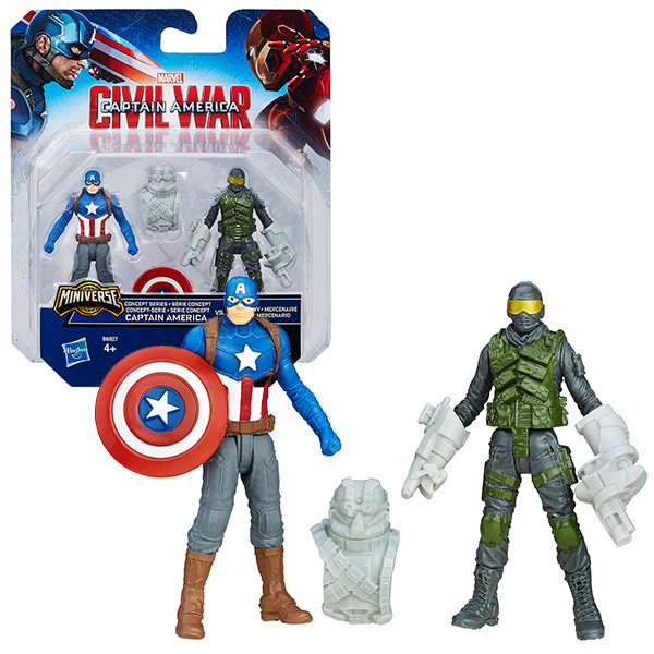 Купить Hasbro Avengers B5768 Игровой набор из 2 фигурок Мстителей (в ассортименте), Фигурка Hasbro Avengers