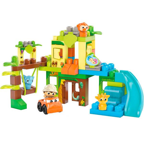 Конструкторы Mattel Mega Bloks - Конструктор для малышей, артикул:150169