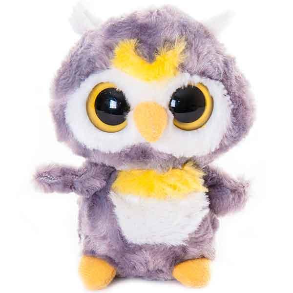 Купить Юху и его друзья 12-107 Сова, 12 см, Мягкая игрушка Aurora