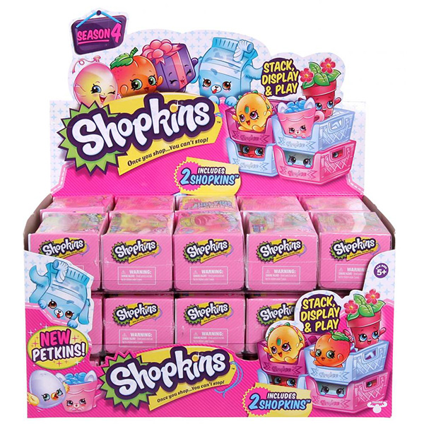 Shopkins 56078 Шопкинс 2шт. в ящике