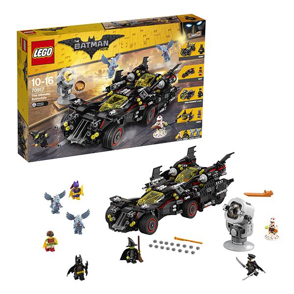 Конструктор LEGO - Новинки конструкторов LEGO 2017 , артикул:149799