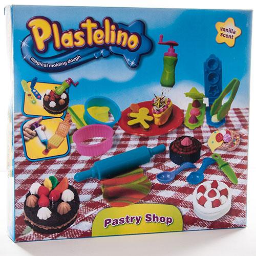 Набор для творчества Plastelino