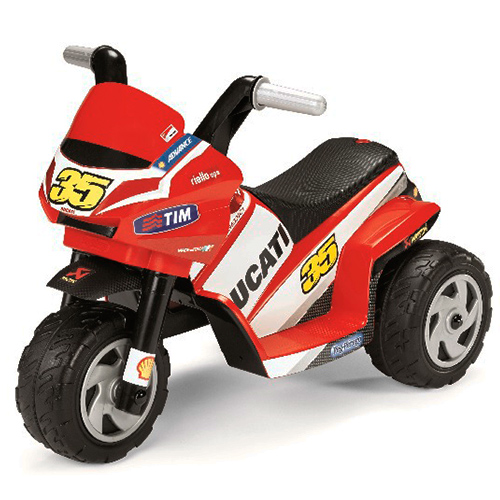 Детский электромобиль Peg-Perego MD0005 Mini Ducati, арт:107549 - Трициклы, Электромобили