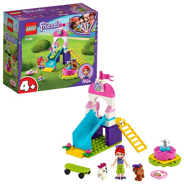 Купить LEGO Friends 41396 Конструктор ЛЕГО Подружки Игровая площадка для щенков, Конструкторы LEGO