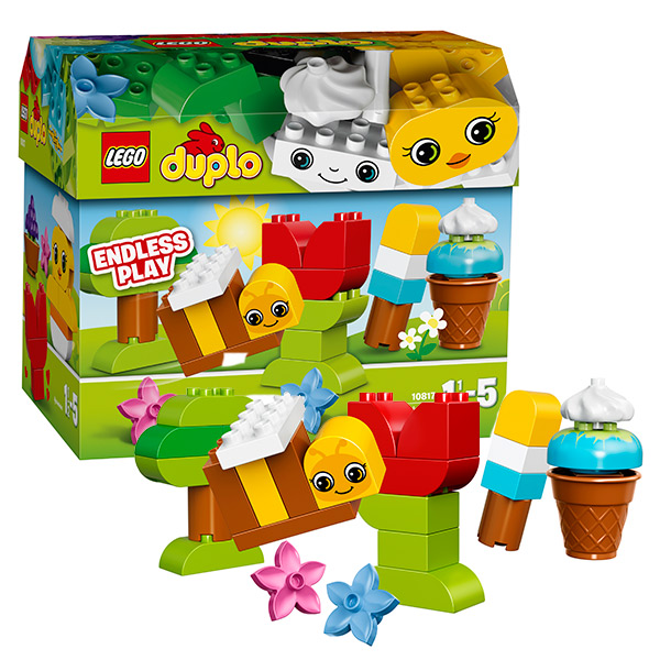 Купить LEGO DUPLO 10817 Конструктор ЛЕГО ДУПЛО Времена года, Конструктор LEGO